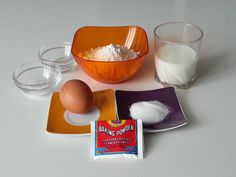 Dessert Recipes, Desserts, Easy Cooking, Crepes, Pancakes, Candy, Eat, Healthy, Food