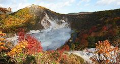 Noboribetsu Travel: Jigokudani (Hell Valley)