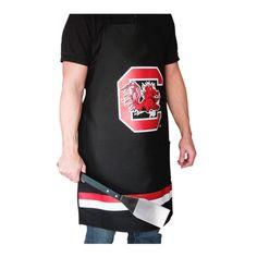 Grill Topper NCAA Jersey Apron NCAA Team: University of South Carolina Gamecocks