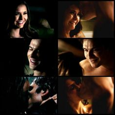 That summer night before Elena went to college.