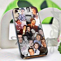 Josh Hutcherson Collage  iPhone 4/4s/5/5s/5c Case  by 1newport, $14.75