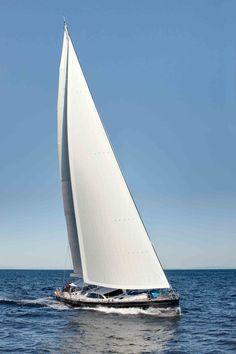 Antares III sail yacht