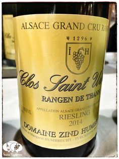 Score 85/100 Wine review, tasting notes, rating of Zind-Humbrecht Riesling Rangen de Thann, ALsace. Description of aroma, flavors. Join the experience.