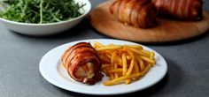 Bacon Wrapped Pizza Stuffed Chicken