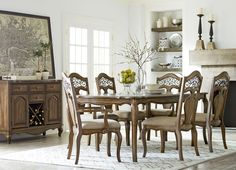 Monterey Dining Table | Standard Furniture | Home Gallery Stores