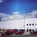 Washington DC's Union Market is a top place to visit in the area. Check out cool housewares from Salt & Sundry, hearty sandwiches from Red Apron + Peregrine for coffee!