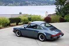 '88 Porsche 911 Carrera by t i g, via Flickr