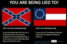 The Confederate Flag is just as much a part of Black History as the Underground Railroad. Let it be written, let it be told, let it be learned. #blackhistory #confederateflag #myths