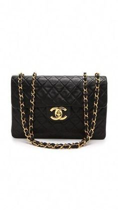What Goes Around Comes Around Chanel Jumbo Flap Bag  Chanelhandbags   chaneljumboflapbag Sac Chanel 7c933224a8c7b