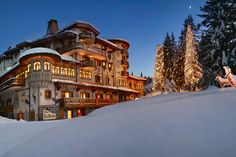 These 13 Places to Stay in Courchevel 1850 are Out of This World