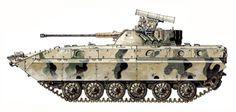 BMP-2D, Regimiento de Asalto aéreo Shinand, Provincia de Farah, Afganistán, 1987. Pin by Paolo Marzioli