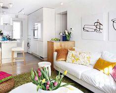 Un appartamento di 40 mq