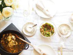 Moroccan Chicken Stew - Avec Sofie blog