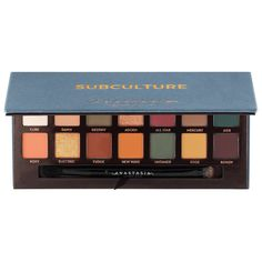 New At Sephora - Anastasia Beverly Hills Subculture Eye Shadow Palette