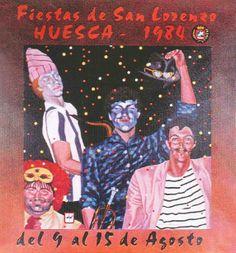 Fiestas de San Lorenzo, año 1984