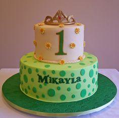 Shrek and Fiona inspired cake | Flickr - Photo Sharing!