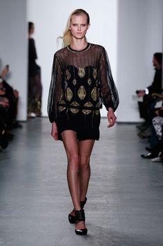 sass & bide present their AW14 collection, NOVATEUR at New York Fashion Week #sassandbide #nyfw #novateur http://novateur.nyfw.sassandbide.com/the-looks/look-28