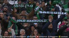 football soccer fan calcio serie a sassuolo supporter neroverdi tifosi curva sciarpa via diggita