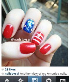 4th of July Inspired, via Instagram