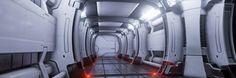 sci fi corridor concept - Google Search