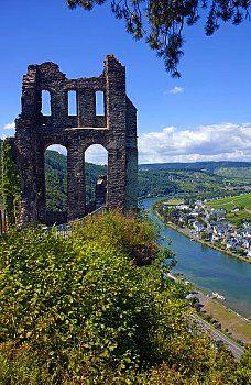 Grevenburg / Traben Trarbach