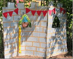 castle crafts for kids - Google Search