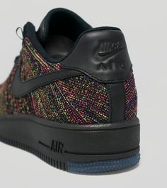 ce705a0c182 Nike Air Force 1 Flyknit Low Gray Nike Shoes