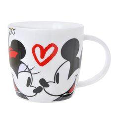 Mickey & Minnie Valentines Mug