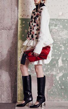 Marni Capsule Pre Fall 2016 Look 30 on Moda Operandi