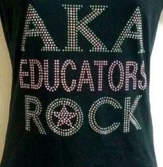 AKA Educators Rock