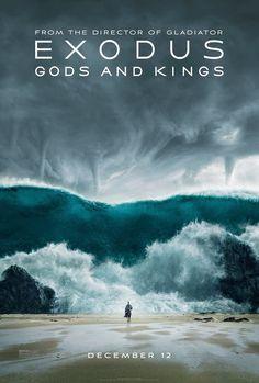 Exodus: Dioses y reyes - Exodus: Gods and Kings (2014) | Una de las películas más olvidables del veterano director... Ridley Scott rescata de nuevo para el cine la historia...