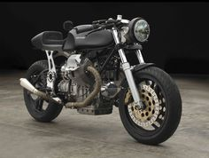 Moto Guzzi 1100 Sport Cafe Racer by Moto-Studio #motorcycles #caferacer #motos | caferacerpasion.com