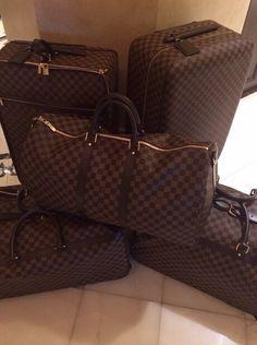 LV Luggage