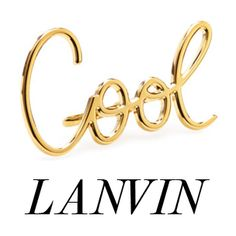 #Lanvin Cool Two-Finger Ring