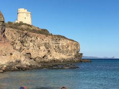 The Canai tower dominates the Gulf of Palmas, overlooking the coast, the island and the Cow and the Bull islets. Around the Tower and along the road to Capo Sperone there are several small and hidd…