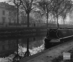 Dorothy Bohm, Little Venice, London, 1960s