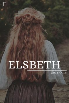 Elsbeth - Baby Development Tips Strong Baby Names, Cute Baby Names, Unique Baby Names, Baby Girl Names, Pretty Names, Pretty Words, Cool Names, Beautiful Words, Names That Mean Beautiful