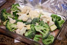 71 Toes: 2 easy peasy ways to cook veggies