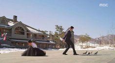 Lee Da Hae, Lee Dong Wook, Hotel King, Former President, Korean Drama, Kdrama, It Cast, Closets, Outdoor