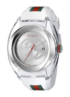 3f46fe85e54 Amazon.com  Gucci SYNC XXL Watch(Model YA137102)  Watches