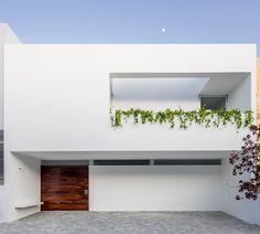 abraham cota paredes architecture V-house mexico