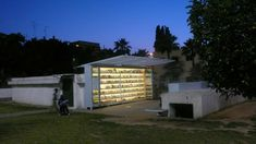 Gallery of The Garden Library for Refugees and Migrant Workers / Yoav Meiri Architects - 3