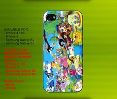 Time Is Adventure Time case for iPhone 4/4S iPhone 5 Galaxy S2/S3 #iPhonecase #iPhoneCover #3DiPhonecase #3Dcase #S4 #s5 #S5case