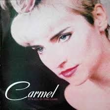 Carmel McCourt was born in Wrawby, Lincolnshire, England on 24th November 1958 as an English Singer, best known for her band Carmel with bassist Jim Parris and drummer Gerry Darby. The band was formed in Manchester when Carmel McCourt and Jim Parris got together with drummer Gerry Darby (Parris's cousin). Their debut single 'Storm' reached No.1 in the UK independent chart and they were signed to London Records.