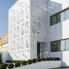 Image 5 of 11 from gallery of Perforated Facade Panel | ULMA Architectural Solutions. ULMA Architectural Perforated Facade Panel