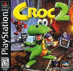 Croc 2 for the original Sony Playstation Now on sale with a no questions asked return policy.
