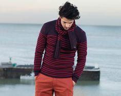 SAINT JAMES Collection Automne/hiver 2015 Homme Pantalon PONTON HIVER