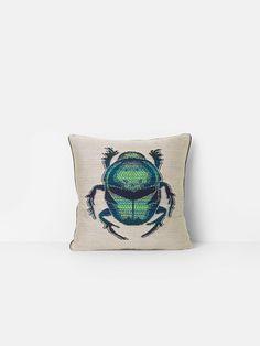 Salon Cushion - Beetle 1