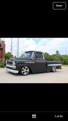 Ratrod pickup