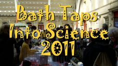 Here's a video of the Bath Taps into Science event in 2011 that shows some typical science busking activities.